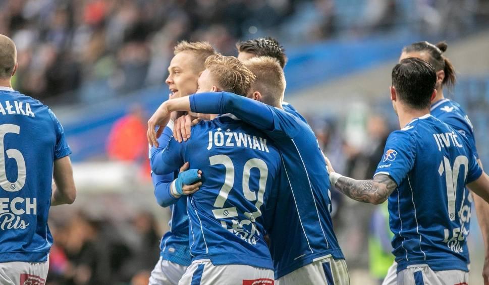 Film do artykułu: Lech Poznań wygrał Pro Junior System i zgarnie 1,4 mln złotych. Młodzieżowcy na boisku: 37. kolejka Ekstraklasy [RAPORT]