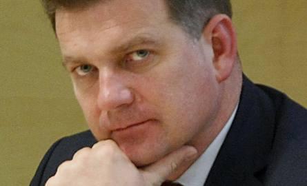 Także wicemarszałek Artur Bagieński będzie musiał się tłumaczyć z działalności w OSP Paradyż