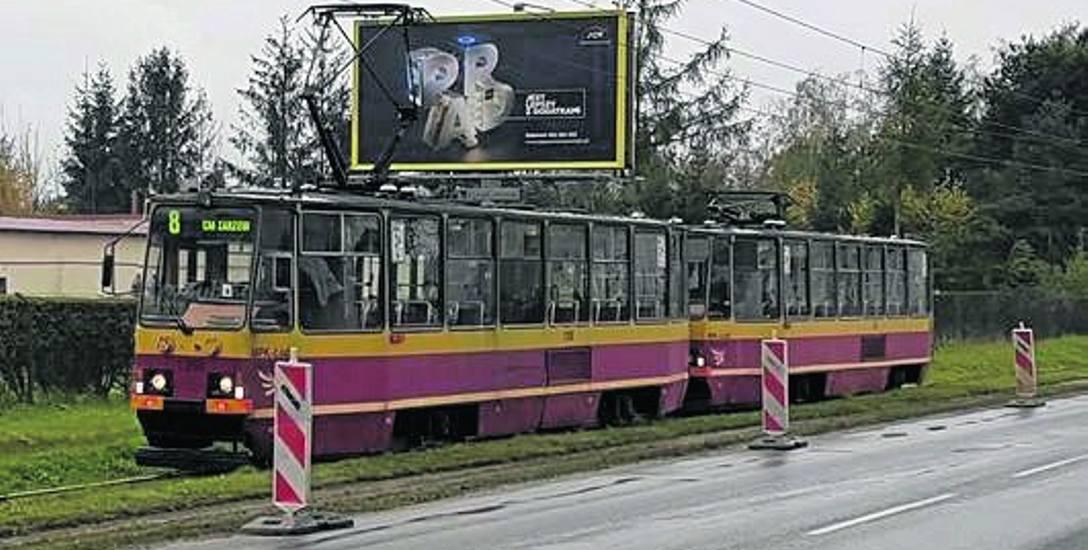Utrudnienia na ulicy Aleksandrowskiej
