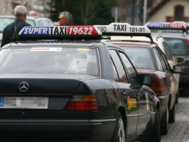 Będzie nowe logo dla taksówek. Jednolite, z herbem Rzeszowa