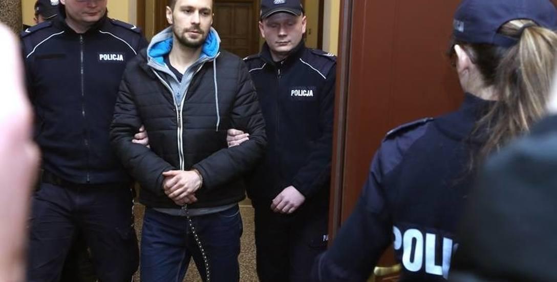 Sprawa Radosława Warawki. Sąd wie już wszystko o sprawie zabójstwa w Dąbiu. Zastanawia się nad wyrokiem