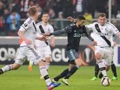 Legia Warszawa - Ajax Amsterdam 0:0