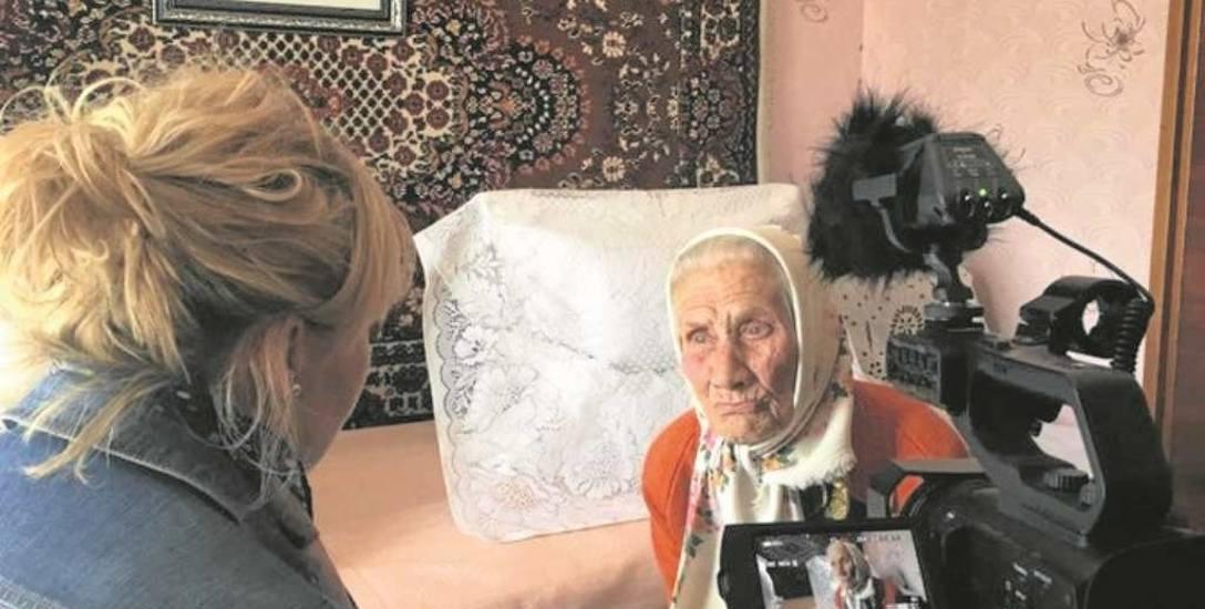 Podczas pobytu w Kazachstanie nagrano wspomnienia 20 osób
