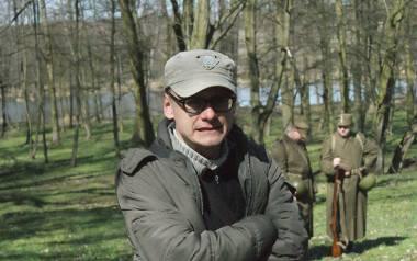 """Konrad Łęcki, reżyser """"Wyklętego"""". Pokaz  przedpremierowy w piątek, 3 marca, w kinie Moskwa w Kielcach"""