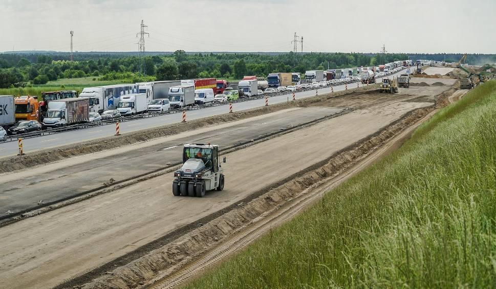 Film do artykułu: 36 tysięcy kierowców dostało mandaty za przekroczenie prędkości na budowanej autostradzie A1