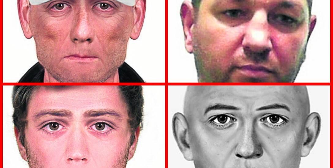 Poszukiwani łódzcy seksprzestępcy. Na policyjnej liście są gwałciciele i pedofile