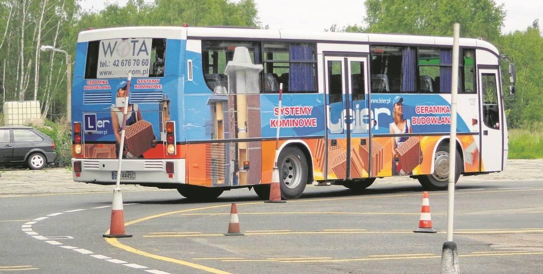 Zanim poprowadzą miejski autobus na trasie