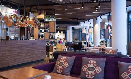 Mercure Hotel w Krakowie, na którym chce się wzorować franczyzobiorca z Sosnowca.