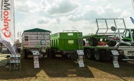 Produkcja maszyn rolniczych w Cynkomecie w minionym roku wzrosła  o 60 proc.