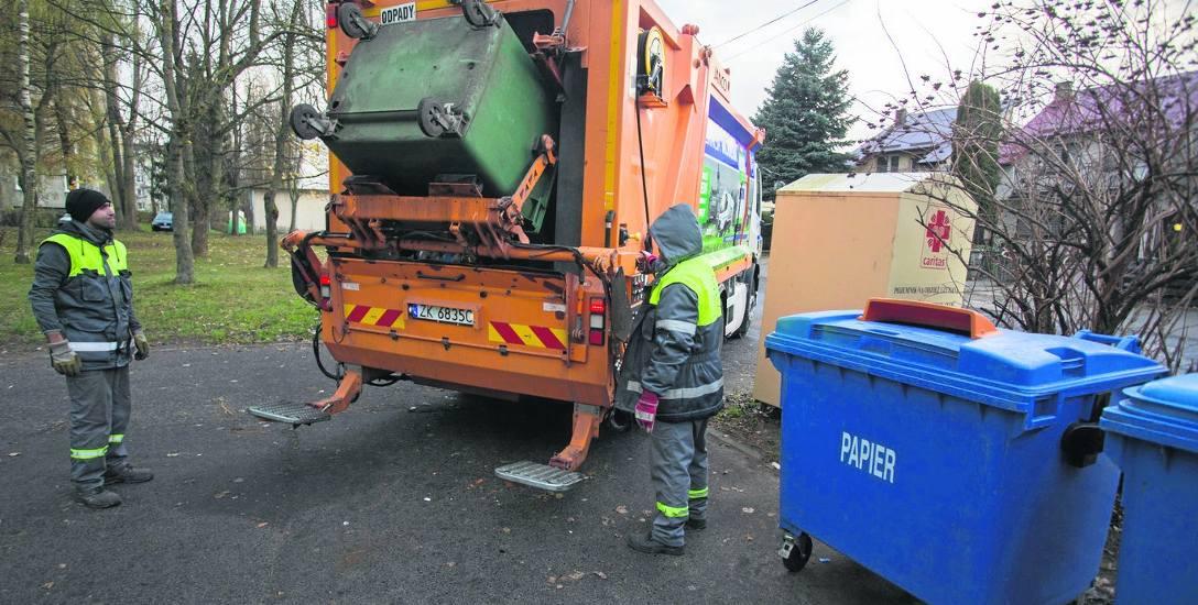 PGK śmieci w Słupsku wywozi, ale uważa, że miasto od słupszczan ściąga za mało, by zbilansować system wywozu