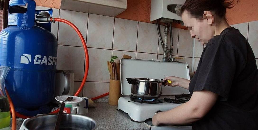 Zamiast gazu ziemnego, trzeba korzystać z tego z butli lub podgrzewać prądem