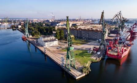 Stocznia Gdańsk wchodzi z produkcją na tereny Pomorskiej Specjalnej Strefy Ekonomicznej