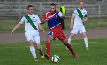 Sebastian Kocój (z prawej) ponownie będzie grał w Polonii Przemyśl