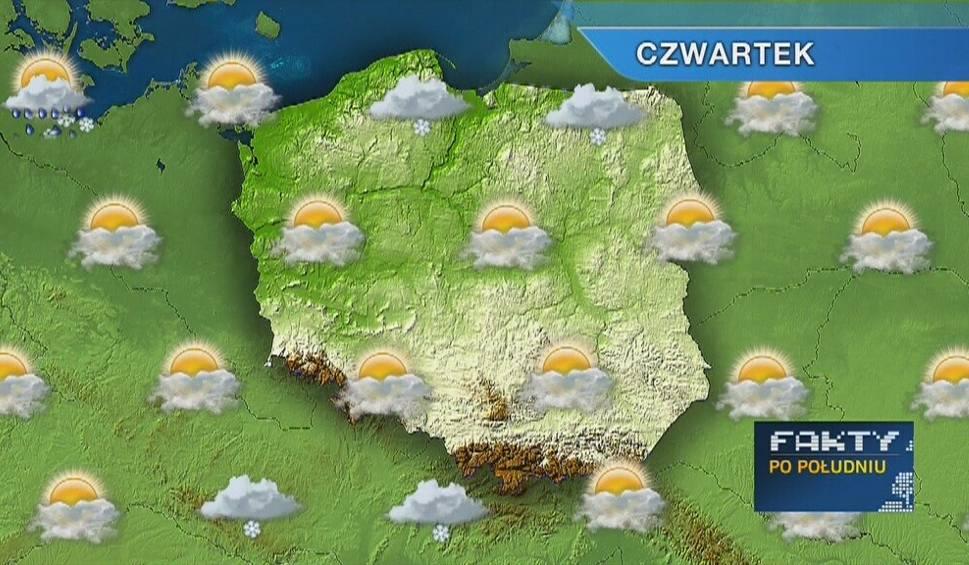 Film do artykułu: Pogoda w Opolu i na Opolszczyźnie. Czwartek słoneczny i mroźny