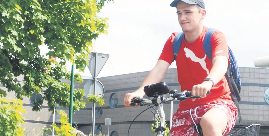Olaf Głodny - To dobrze, że działka przy Centrum Rekreacyjno Sportowym zostanie zagospodarowana
