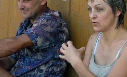 Lucyna i Antoni Sielscy: - W 80. roku u nas w Nowosiółkach woda  po okna była.