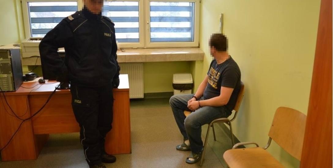 Grzegorz W. został zatrzymany 28 grudnia w jednym z pensjonatów w Wiśle.  Policjanci ustalają teraz, czy mężczyzna nie jest powiązany z innymi rozbojami,