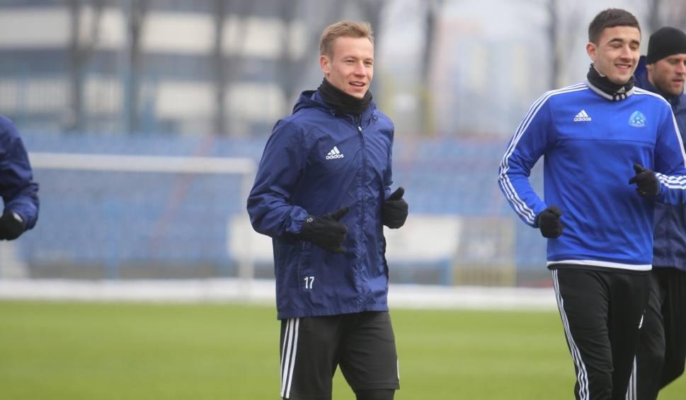 Film do artykułu: Maciej Urbańczyk z Ruchu Chorzów: To był mój pierwszy gol w Ekstraklasie, ale nie ostatni