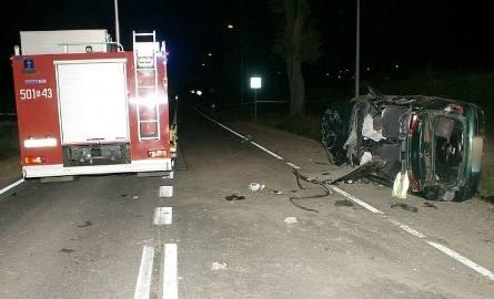 23-letnia pasażerka megane zginęła na miejscu