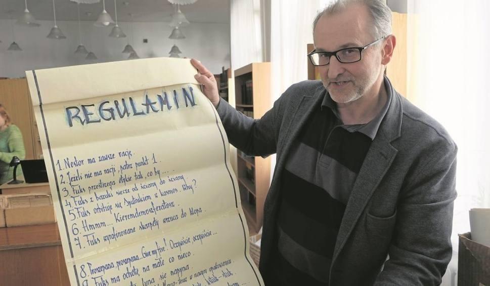 Film do artykułu: Prof. Wiesław Czołpiński: Studenci często potrafią pokazać coś unikalnego