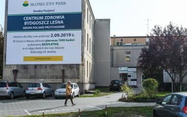 Bydgoski NFZ prowadzi kontrolę w Centrum Zdrowia Leśna Bydgoszcz sprawdzając, czy wszyscy pacjenci wyrazili zgodę na powrót.