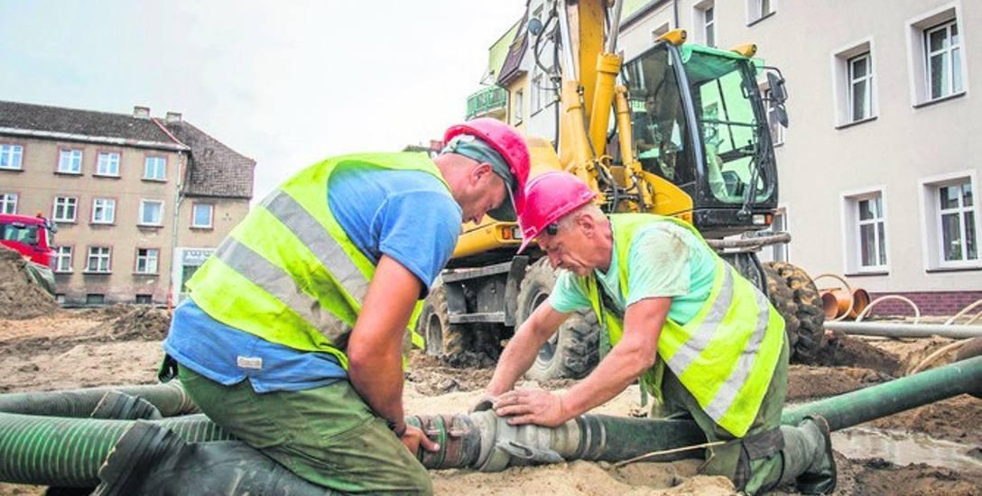 Na ul. Sygietyńskiego i części Długiej zakończono prace sieciowe