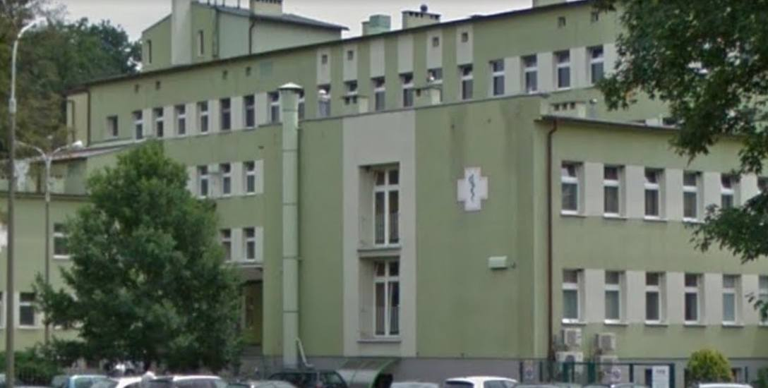 Szpital w Koźlu.