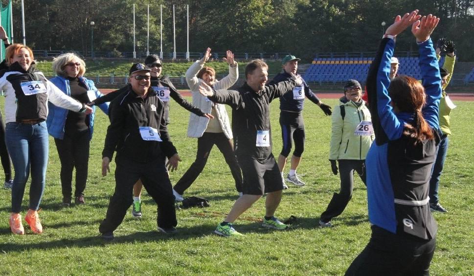 Film do artykułu: Emeryci biegali w Kielcach. Dla siebie i dla innych