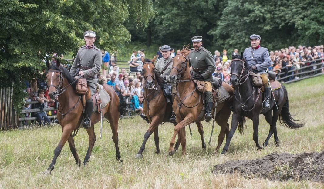 Widowisko Wielka Wojna 2016 Z Okazji święta Wojska Polskiego W