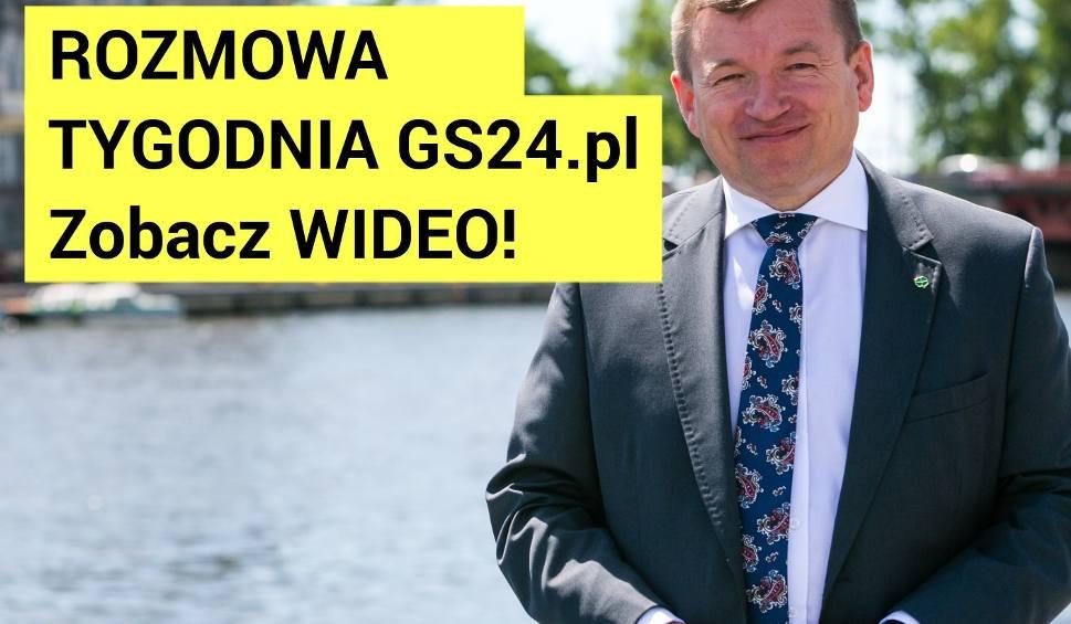 """Film do artykułu: Jarosław Rzepa: """"PiS to partia antydemokratyczna."""" Jakie plany ma nowy poseł PSL? [Rozmowa tygodnia GS24.pl]"""