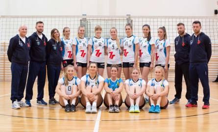 I liga siatkarek: Zwycięstwo Solnej Wieliczka