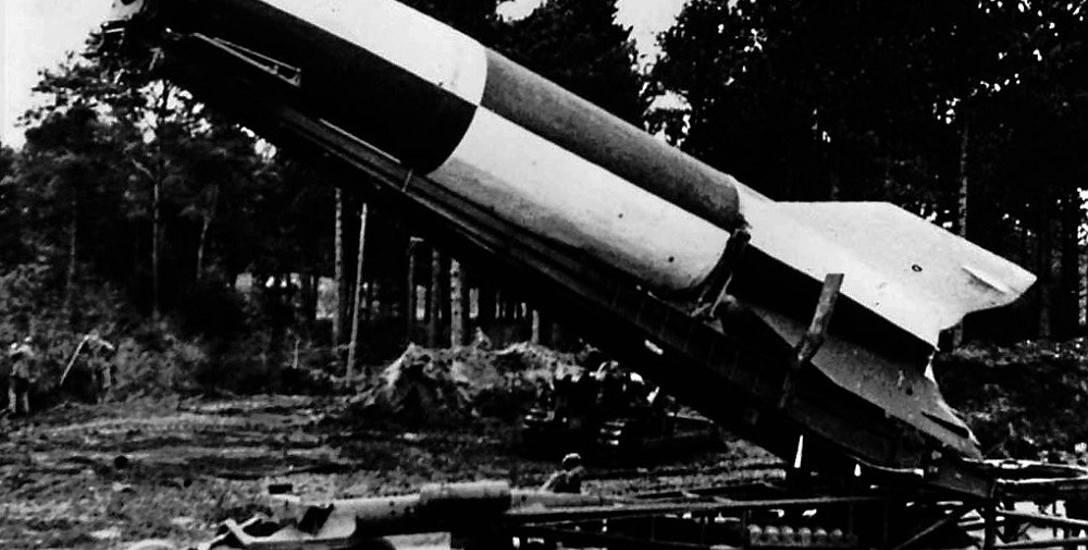 Rakieta V-2 nazywana była cudowną bronią Hitlera