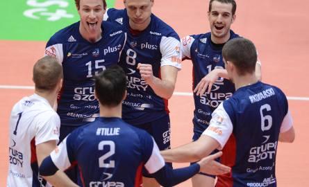 Zaksa Kędzierzyn-Koźle w półfinale Pucharu Polski pokonała 3:0 Trefl Gdańsk.