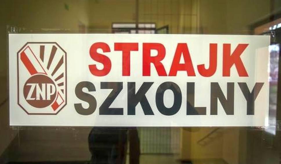 Film do artykułu: Strajk nauczycieli 2019 w powiecie lipskim. Protest trwa w trzech szkołach średnich i dwóch podstawówkach. Co z egzaminami maturalnymi?