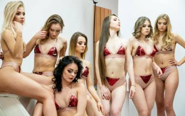 Miss Podlasia 2019. Najpiękniejsze Podlasianki w niepowtarzalnej sesji zdjęciowej przed majowym konkursem [ZDJĘCIA]