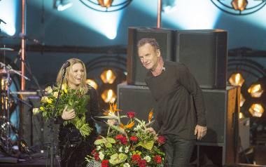 Sting zagrał stare, dobrze znane i lubiane przeboje. Nie zabrakło także kawałków z najnowszego albumu.