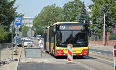 Wrocław: Od dziś nie kursują tramwaje na Gaj (ZDJĘCIA)