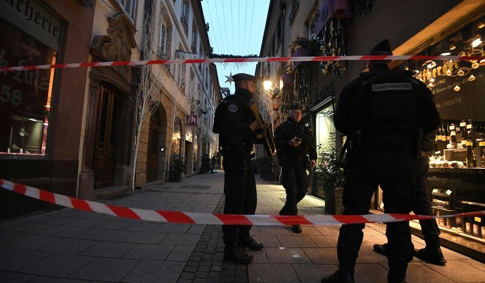 Film do artykułu: Strasburg: Pościg za zamachowcem na świątecznym jarmarku. Wśród rannych jest polski obywatel