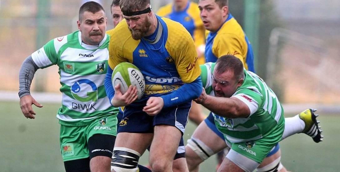 Rugby Lechia Gdańsk vs RC Arka Gdynia