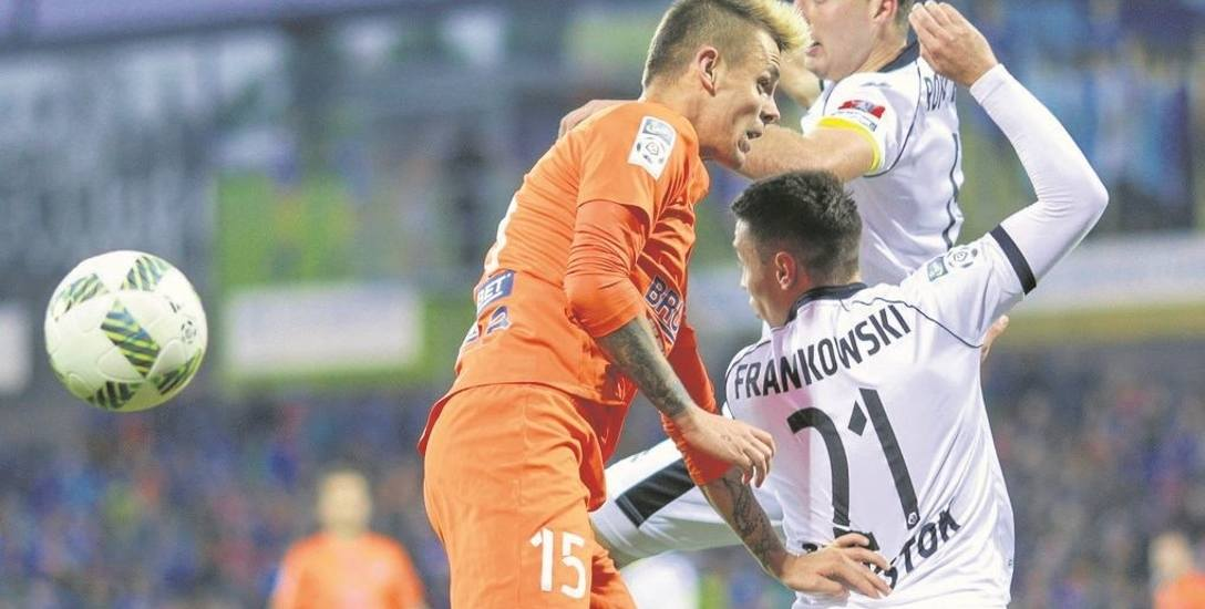 W spotkaniu z pierwszej rundy Jagiellonia zremisowała 0:0 w Niecieczy.