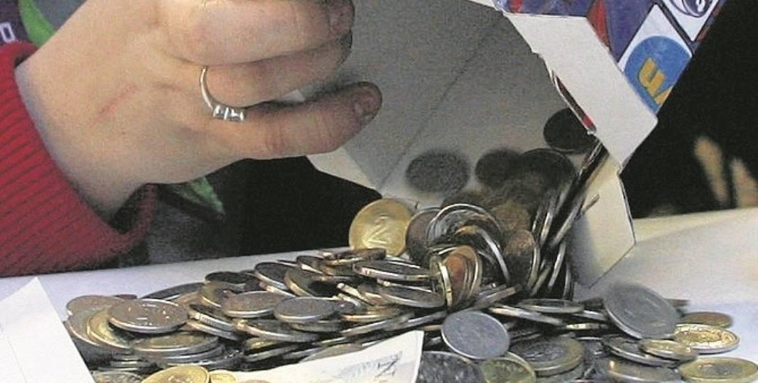 """Czy zebrane przez młodzież ZSEO 5733 złotych """"zawieruszyło się"""" czy zostało przywłaszczone, będzie rozstrzygała Temida"""