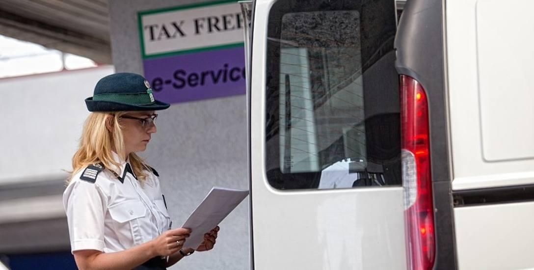 W 2017 r. nieznacznie spadła, z porównaniu z 2016 r., ilość i wartość tax free na podkarpackim odcinku granicy z Ukrainą.