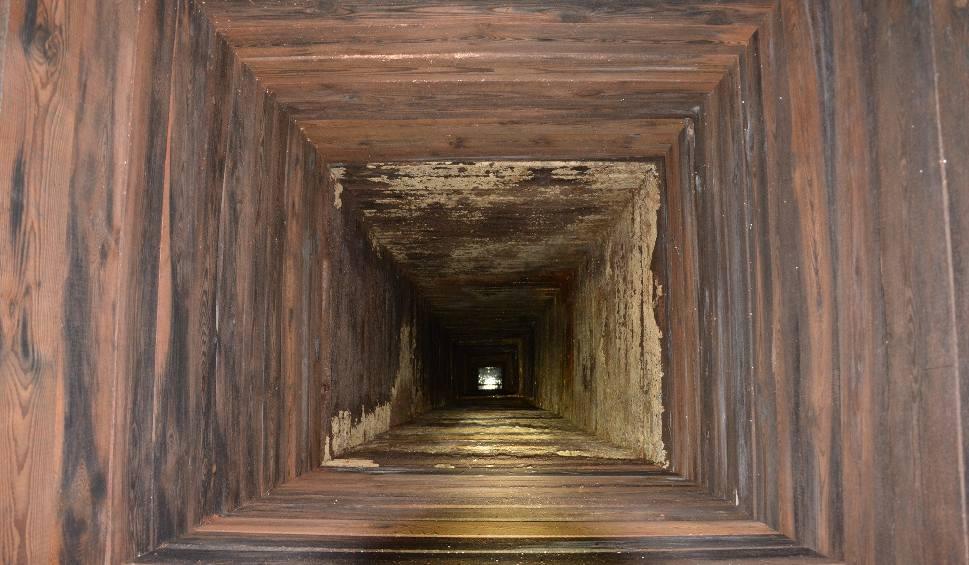 Film do artykułu: Głęboka studnia za pancerną szybą. Wielka atrakcja w Uzdrowisku Solec-Zdrój FOTO
