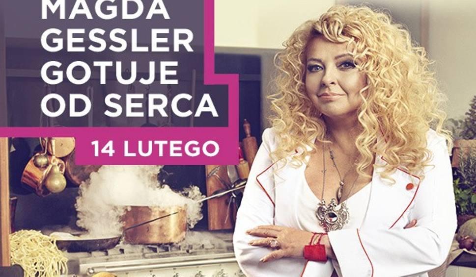 Film do artykułu: Walentynki z Magdą Gessler w Toruniu