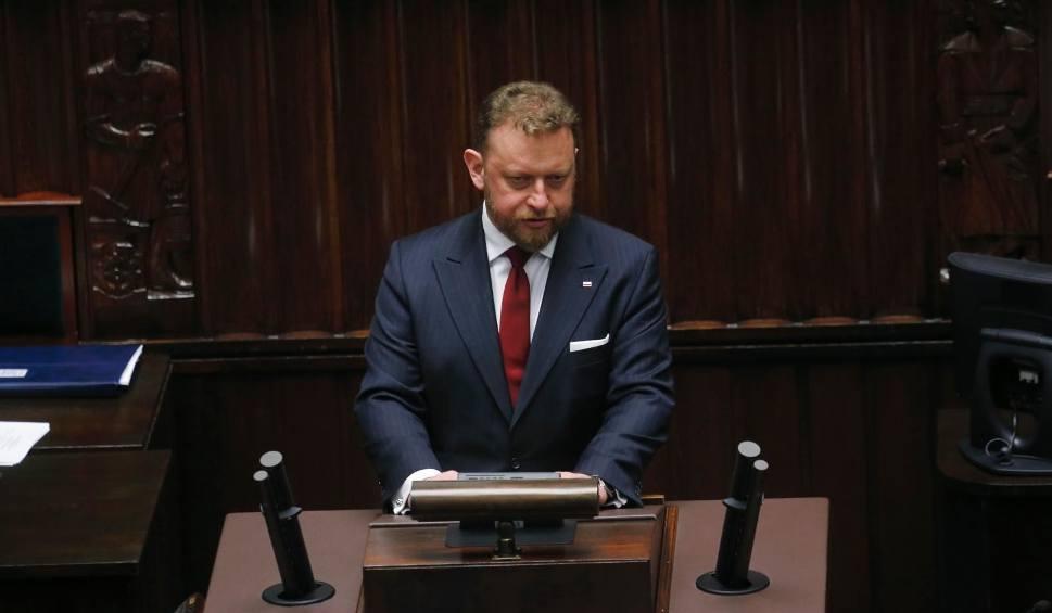 Film do artykułu: Minister zdrowia Łukasz Szumowski w Sejmie: Dziś mielibyśmy 8,5 tys. zakażonych koronawirusem, gdyby nie wprowadzone restrykcje