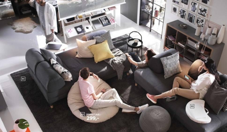 Film do artykułu: Katalog IKEA 2019 ZDJĘCIA Co nowego w salonie, kuchni, łazience w sklepach IKEA?