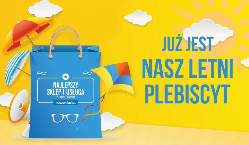 Film do artykułu: Najlepszy Sklep i Usługa Lata już jest nasz wakacyjny plebiscyt, wybierzmy wspólnie nasze ulubione miejsca!