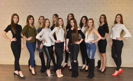 Miss Ziemi Radomskiej 2017. Zobacz prezentacje finałowej dwunastki!