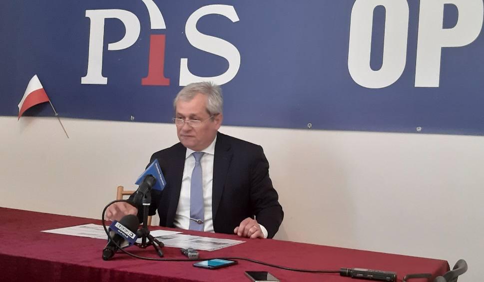 Film do artykułu: Sławomir Kłosowski: Marszałek nie powinien skarżyć się na sprawy opolskie posłowi spoza regionu