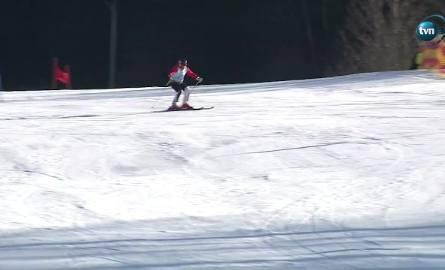 Prezydent Duda mistrzem zjazdu. Zobacz jak szalał na nartach (WIDEO)